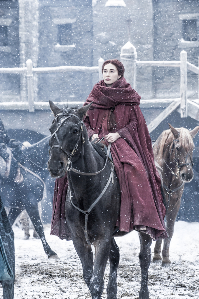 Carice van Houten as Melisandre – photo Helen Sloan/HBO