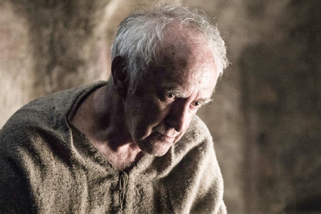 Jonathan Pryce as the High Sparrow – photo Helen Sloan/HBO