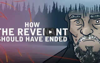 How The Revenant Should Have Ended   YouTube