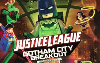 Gotham City breakout banner