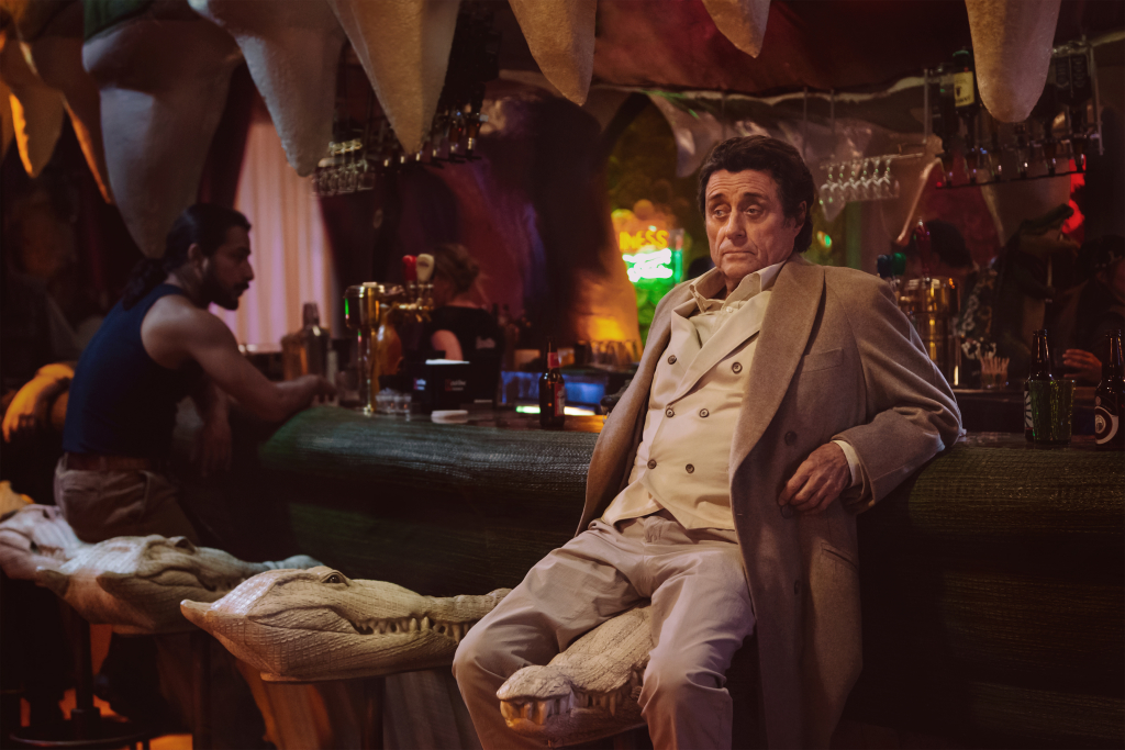 "Ian McShane as ""Mr. Wednesday"""