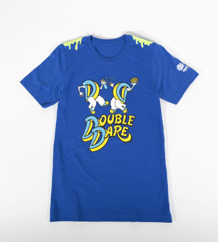 Blue Double Dare