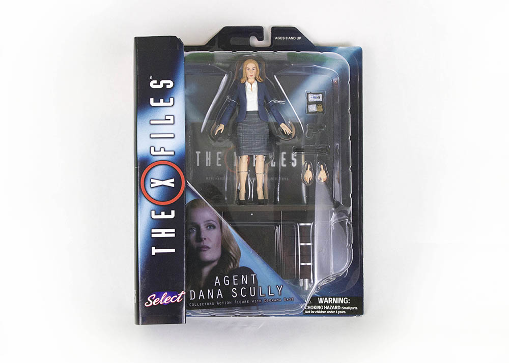 Xfiles DST