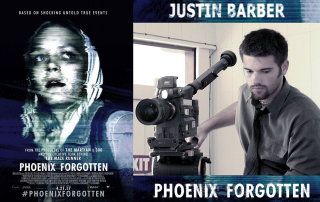 Justin Barber - Interview Banner