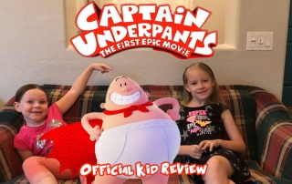 Captain Underpants Banner