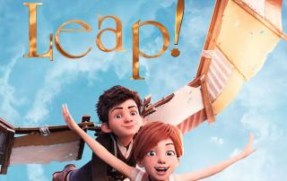 leap banner
