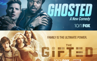 Ghosted and The Gifted